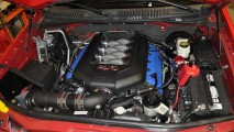 Sport Trac 5.0 Coyote engine