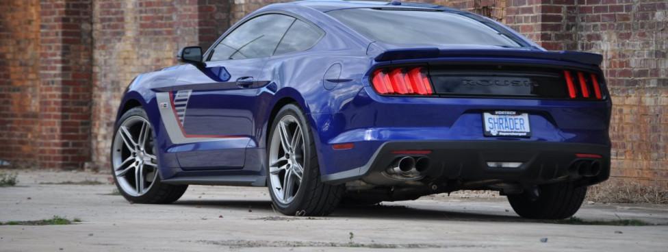2015-2020 Mustang S550 Upgrades