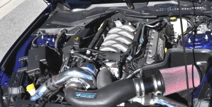 Vortech supercharged Shrader RS2