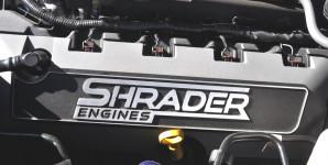 Shrader engine & Vortech